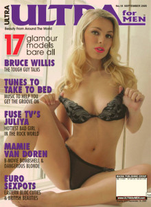 Cover Ultra for Men – September 2005
