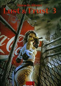 Cover Lust & Frust 3 (Altuna Horacio)