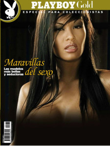 Cover Playboy Gold – Numero 131 (Spain)