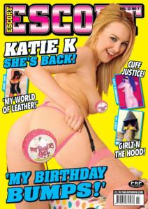 Cover Escort – Volume 32 #07, 2012