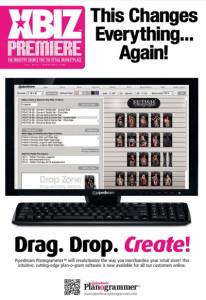 Cover XBIZ Premiere – July 2012