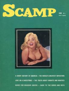 Cover Scamp Vol.6 #4 (June 1963)