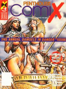 Cover Penthouse Comix vol2 09