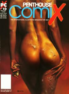 Cover Penthouse Comix vol2 10
