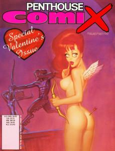 Cover Penthouse Comix vol2 20