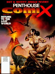 Cover Penthouse Comix vol2 21