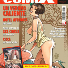 Penthouse Comix – August 2010 (Spain)