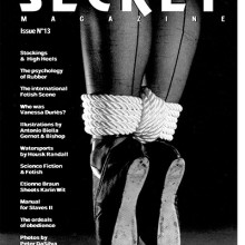SECRET Magazine – Issue № 13