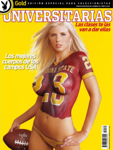 Cover Playboy Gold 165 2010