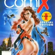 Penthouse Comix #01