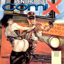 Penthouse Comix #16