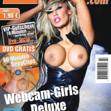 Live-Strip Das Magazin – July/August 2013
