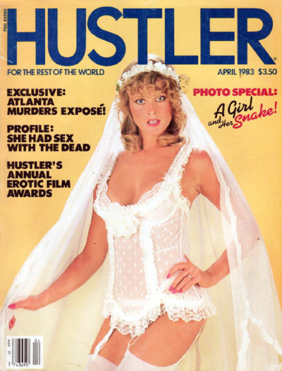 Hustler and march 1983