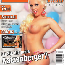 Live-Strip Das Magazin – Marz/Mai 2012