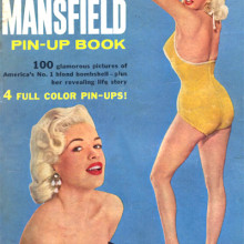 The Jane Mansfield Pinup Book