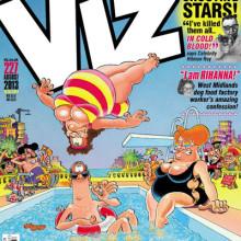 Viz UK – August 2013