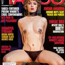 Hustler's Taboo – November 2013