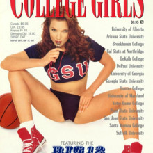 Playboy's College Girls 1997