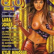 Eros Comix #07