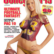 Playboy's College Girls – January/February 2006