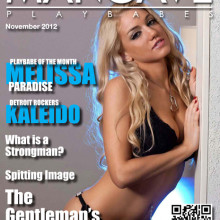 Mancave Playbabes – November 2011