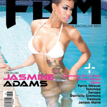 FBM Magazine – Sexy & Wet Issue #3, 2014