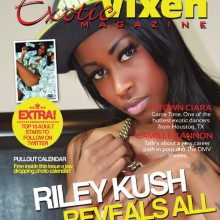 Exotic Vixen Magazine – January 2012
