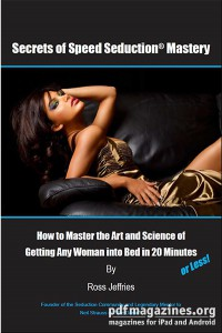 Cover Secrets of Speed Seduction Mastery