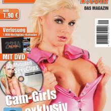 Live-Strip Das Magazin – Dezember/Februar 2014