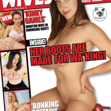 Stripping Wives – Volume 1 Number 2, 2011