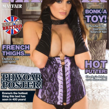 Mayfair – Vol.49 #01, 2014