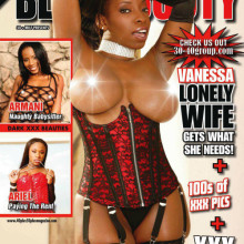 Black Booty – Issue 46, 2011