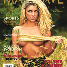 Mancave Playbabes – May/June 2014