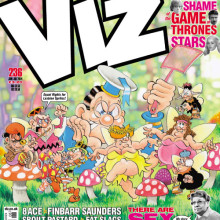 Viz UK – June/July 2014