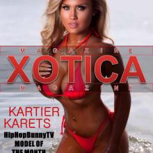 Xotica Magazine #12 August 2014 Kartier Karets