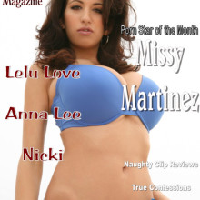 Naughty Girl – September 2014