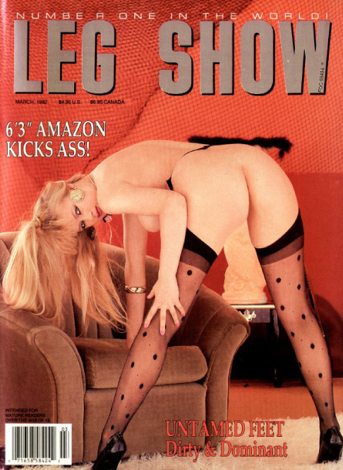 порно журнал leg show-лт1