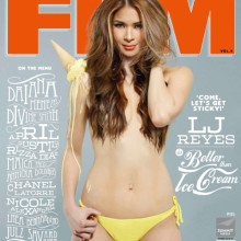 FHM – Ladies Confession Volume 8, 2014