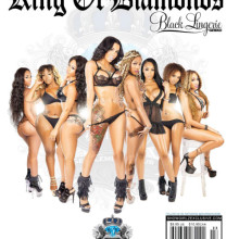 Black Lingerie – Issue 21, 2014