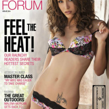 Penthouse Forum – Issue 004, 2014