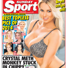 Sunday Sport – 28 December 2014