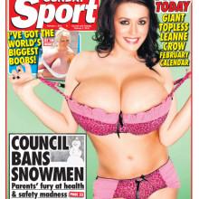 Sunday Sport – 1 February 2015