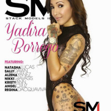 Stack Models Magazine – Issue 12, 2015 (Yadria Borrego Cover)