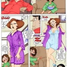Family Dog – Incest Comics