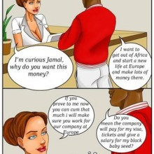 Sperm Bank 1 – Cheating Comics