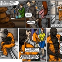 Prison Story 1 – Cheating Comics