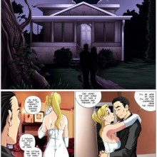 Monster Wedding Night – Cheating Comics