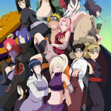 NARUTO – Biggest Collection! Over 1 Gig!