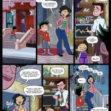 American Dragon – Incest Comics