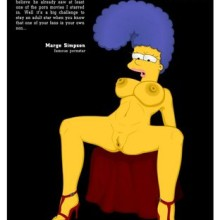 Simpsons – Incest Mix Comics